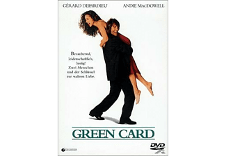 Green Card [DVD]