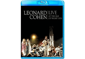 Leonard Cohen - LEONARD COHEN LIVE AT THE ISLE OF WIGHT 1970 [Blu-ray]