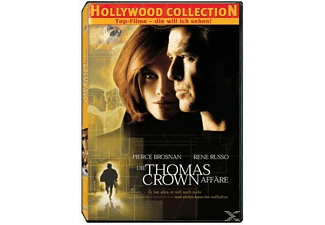Die Thomas Crown Affäre - (DVD)