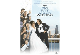 My Big Fat Greek Wedding - (DVD)