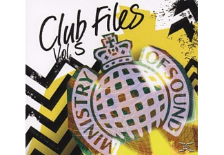 VARIOUS - Club Files Vol.5 - (CD + DVD Video)