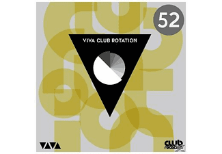 VARIOUS - Viva Club Rotation Vol.52 [CD]