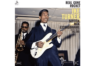 Ike Turner - Real Gone Rocket-Session Man Extraordinaire - (Vinyl)