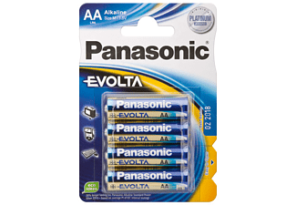 PANASONIC Evolta LR6/AA - Batterier