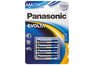 PANASONIC Evolta LR03 - Batterier