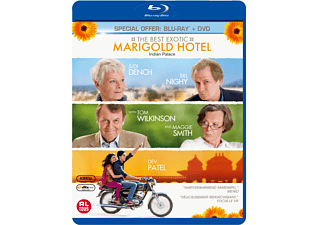 The Best Exotic Marigold Hotel | Blu-ray