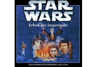 Star Wars: Erben Des Imperiums 01 - 04 - (CD)