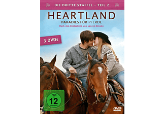Heartland - Staffel 3.2 [DVD]
