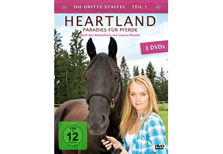 Heartland - Staffel 3.1 [DVD]