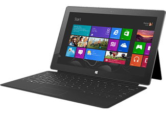 MICROSOFT 9HR-00005 Surface RT 32 GB   10.6 Zoll  Grau