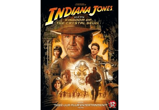 Indiana Jones And The Kingdom Of The Crystal Skull | DVD