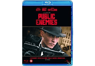 PUBLIC ENEMIES | Blu-ray