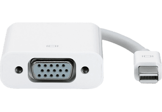APPLE Mini DisplayPort naar VGA adapter (MB572Z/B)