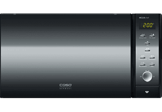 CASO MCG 25 chef Black Mikrowelle (900 Watt)