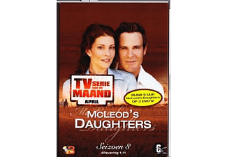 McLeod's Daughters - Seizoen 8 Deel 1 | DVD