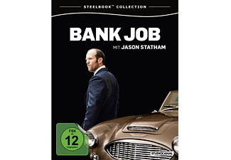 Bank Job (Steelbook) Krimi Blu-ray