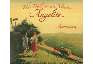 The Bulgarian Voices Angelite - Angelina [CD]