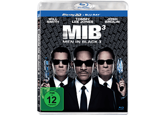Men in Black 3 Science Fiction Blu-ray 3D