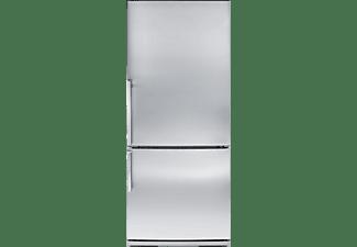 Bomann Kühlschrank Gefrierkombi : Bomann kg kühl gefrierkombination inox spektrum a d