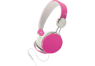 ISY IHP 1100 On-Ear Headset pink