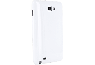 ISY ISN-2000 Backcover Samsung Galaxy Note Polycarbonat Weiß