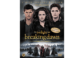 Twilight Saga: Breaking Dawn - Part 2 Special Edition | DVD