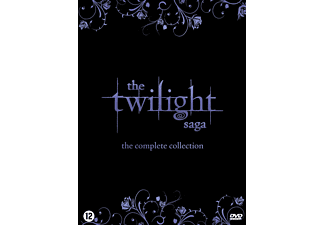 The Twilight Saga - The Complete Collection | DVD