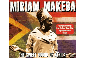 Miriam Makeba - The Sweet Sound Of Africa [CD]
