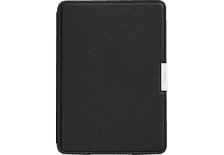 kindle paperwhite leather cover schwarz ebook reader. Black Bedroom Furniture Sets. Home Design Ideas