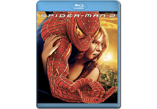 Spider-Man 2 Blu-ray