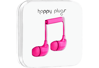 HAPPY PLUGS In-Ear - Cerise