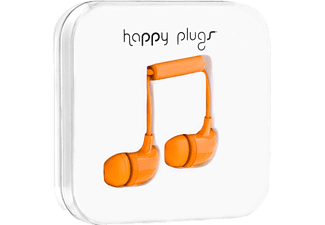 HAPPY PLUGS In-Ear Orange