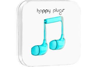 HAPPY PLUGS In-Ear - Turkos