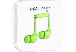 HAPPY PLUGS In-Ear Grön