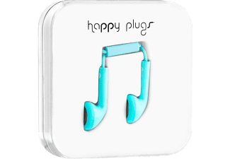 HAPPY PLUGS EARBUD - Turkos