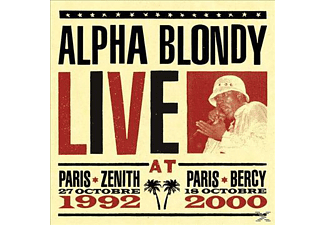 Alpha Blondy - Live - (CD)