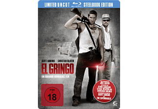 El Gringo (Steelbook Edition) - (Blu-ray)