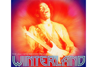 The Jimi Hendrix Experience - WINTERLAND [CD]