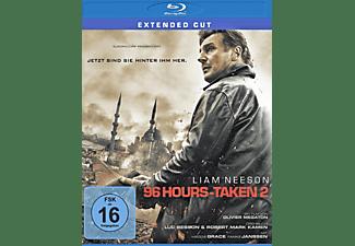 96 Hours - Taken 2 (Extended Cut) - (Blu-ray)