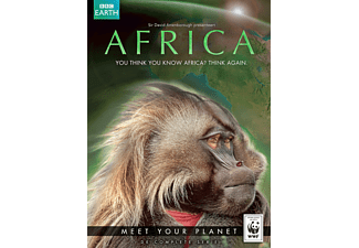 BBC Earth - Africa | DVD