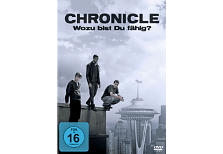 Chronicle - Wozu bist du fähig? Science Fiction DVD