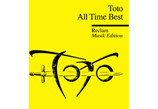 Toto - All Time Best-Reclam Musik Edition 27 - (CD)