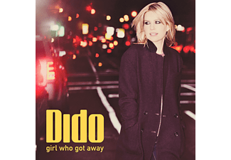 Dido GIRL WHO GOT AWAY Pop CD