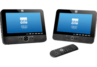 NEW ONE DS712, Monitorset mit DVD Player
