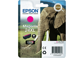 EPSON Magenta 24XL Claria Photo HD C13T24334010