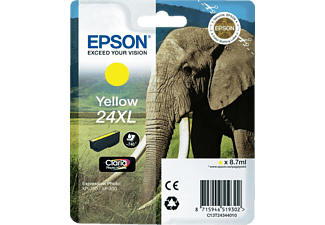 EPSON Yellow 24XL Claria Photo HD C13T24344010