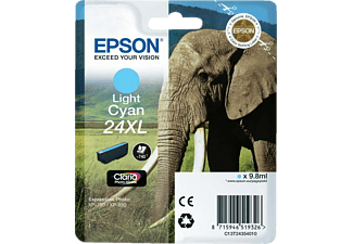 EPSON Light Cyan 24XL Claria Photo HD C13T24354010