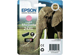 EPSON Light Magenta 24XL Claria Photo HD C13T24364010