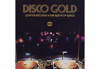 Various - Disco Gold - Scepter Records & The Birth Of Disco [CD]