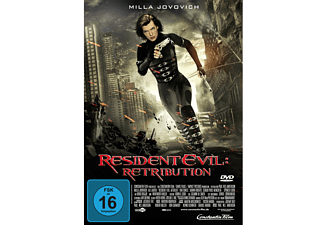 Resident Evil - Retribution Science Fiction DVD